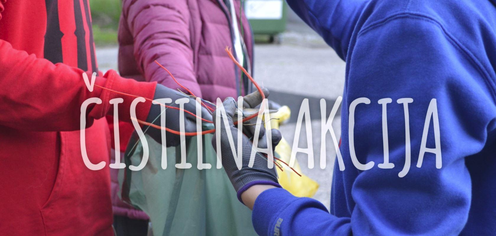 Dan za spremembo – čistilna akcija