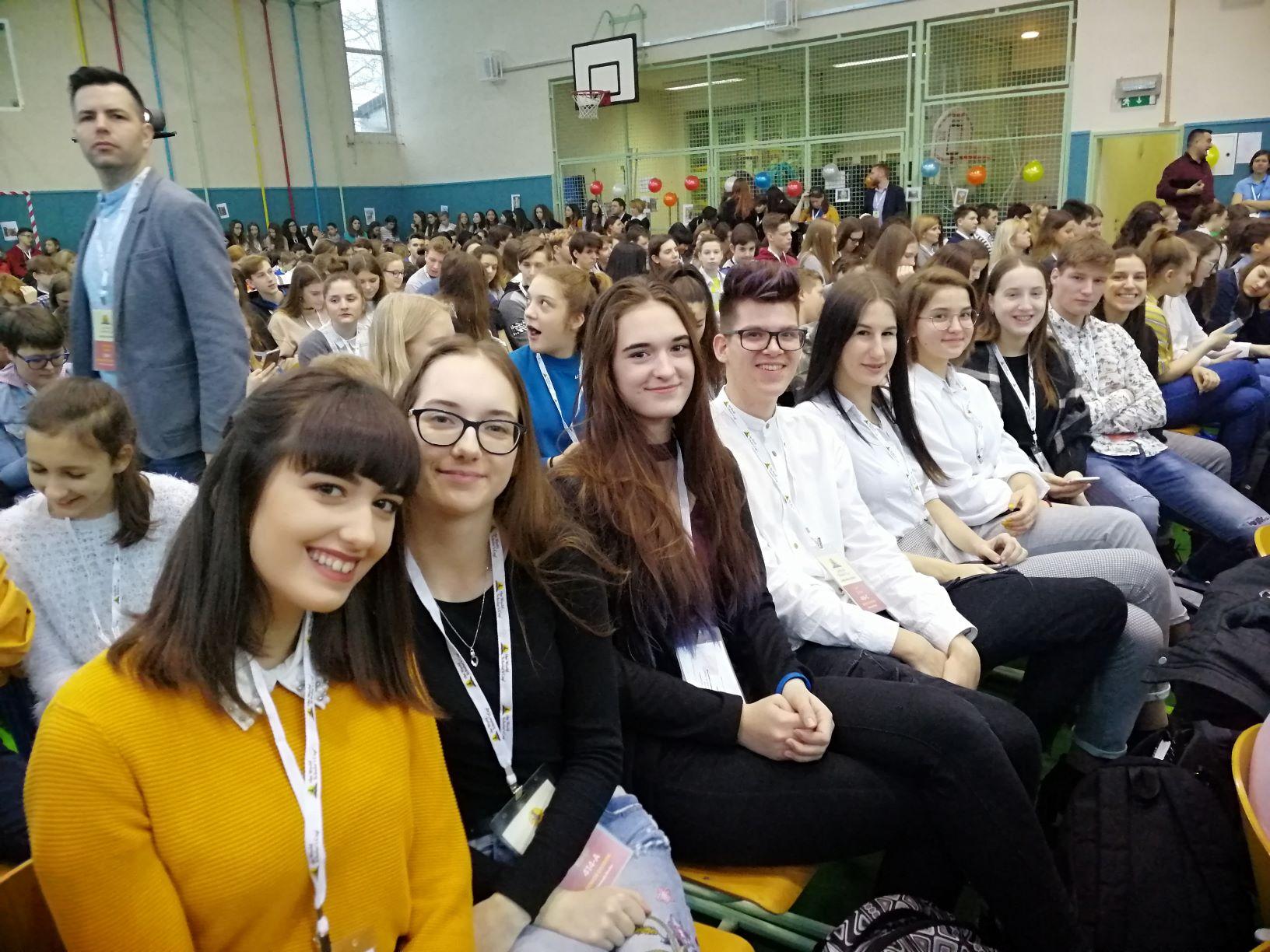 Brežiški gimnazijci ponovno odlični na tekmovanju v znanju The World Scholar's Cup