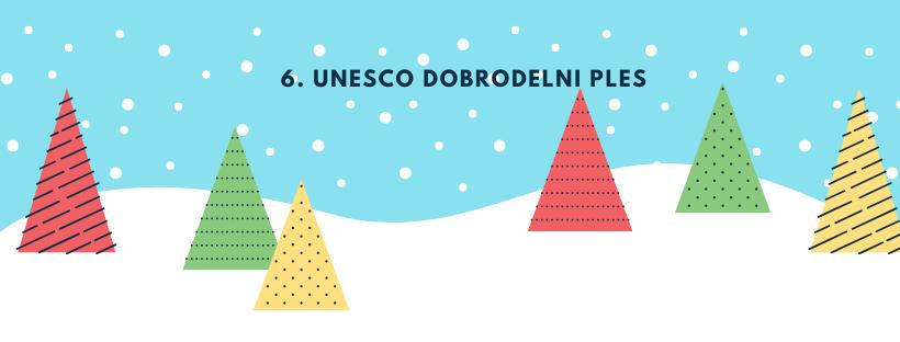 6. UNESCO DOBRODELNI PLES