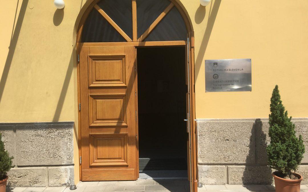 Šola odpira vrata – drugič v tem šolskem letu