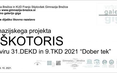 Vabljeni na online razstavo Piškotoris
