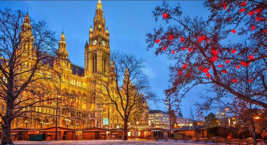 Strokovna ekskurzija v Bratislavo in na Dunaj