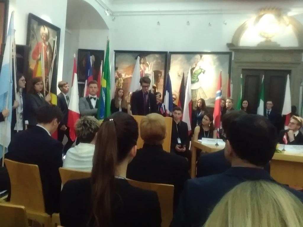 Mednarodna konferenca GimMUN Ptuj 2017